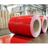 China Pre Painted Galvanized Steel Sheet In CoilASTM Standard Corrosion Resistance wholesale