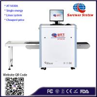 Buy cheap AT5030A Single Energy Lowest Cost X-ray Baggage Scanner for Small Parcel and from wholesalers
