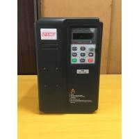 China Black Color Vector Frequency Inverter , Indoor Adjustable Frequency Drive Remote Controled wholesale