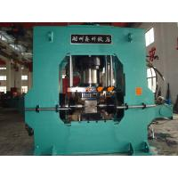 China Auto 200 Ton Hydraulic Extrusion Press For Copper Tee Elbow Plumbing HY33 wholesale