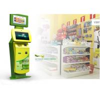 China Thermal / Dot Matrix Receipt Printer Wifi Kiosk for Deposit and Withdraw Bank Note wholesale