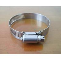 China Stainless steel clamp, embrace hoop wholesale