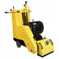 China Removing Glue / Oil Self Propelled Scarifier Concrete Floor Cleaning Machine300KG wholesale