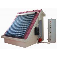 China Split / Separate Pressurized Solar Water Heater System With 200L Stainless Steel Tank wholesale