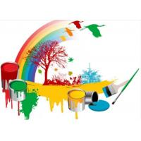China Color Multi-Effects Anti Corrosion Exterior Wall Paint Waterproof Acrylic Paint wholesale