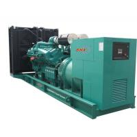 China Three Phase Diesel Generator 1250Kva With Cummins Engine And Marathon Alternator wholesale