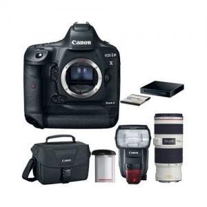 China Digital camera EOS-1D X Mark II Camera W/ Premium Kit Deluxe Lens Bundle on sale