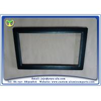 China Aluminum Extrusion Frame Profiles With Color Anodizing For TV And Refrigerator wholesale