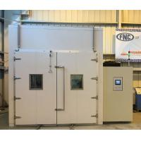 Buy cheap Large Volume Walk In Environmental Chamber Walk In Cooling Chamber 3 Years from wholesalers