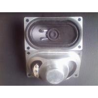 China Supply of 1.5 * 2.75 inches inside edge magnetic 8 euro 5 w all frequency speaker wholesale