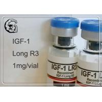 China IGF-1  ( Insulin-Like Growth Factor 1) Human Growth Peptides / Muscle Growth Peptides wholesale