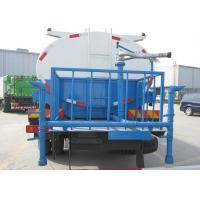 China Water Tanker Truck XZJSl60GPS with the fuctions of sprinkling, dust control, low position spraying, insecticide spraying on sale