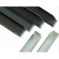 Buy cheap Silvery Alloy Mounting Aluminum Solar Panel Frame High Accuracy from wholesalers