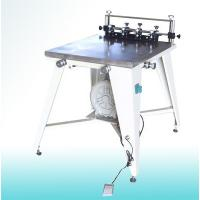 China Manual screen printing table wholesale