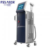 Quality Skin Tightening 808 Laser Hair Removal Device , Home Laser Hair Reduction Machine for sale