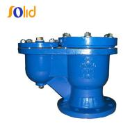China Ductile Iron DIN3352 flanged Double Orifice Air Release Valve DN100,PN10,PN16 on sale
