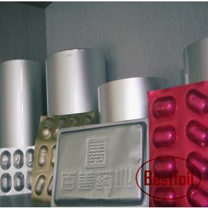 Alu alu cold forming foil pharmaceutical grade foil packaging