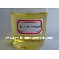 China Homebrew Natural Anabolic Steroids , Tri Tren 200mg/Ml For Muscle Enhancement wholesale