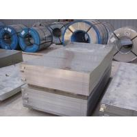China JIS G3302 Hot Dip Galvanized Steel Sheet SGLCC 0.12mm - 3.0mm * 1250mm wholesale