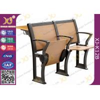 China Professional Gravity Return College Flexible Classroom Furniture With Writing Board wholesale