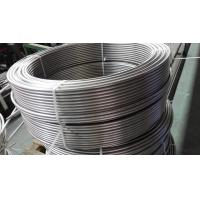 Quality ASTM A213, ASTM A269,EN10216-5 Seamless SS Pipe Stainless Coiled Tubing For for sale