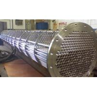 Quality ASTM A192 Seamless Cold Drawn High Pressure Boilers Carbon Steel Heat Exchanger for sale
