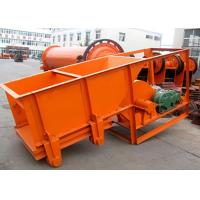 China Adjustable Mineral Processing Equipment Chute Feeder 205MM Max. Feeding ER600×500 wholesale