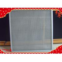China (24x24x1 inch) 595x595x22mm metal mesh frame washable panel pre-filter wholesale