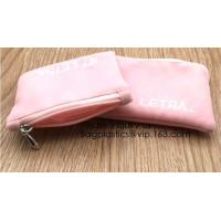 Velvet Cloth Drawstring Pouches Handy Gifts Jewelry Bags,Cream Drawstrings