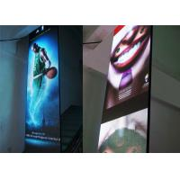 China RGB Double Sided LED Display For Advertising / LED Acrylic Display With 5.2mm Pixel Pitch wholesale