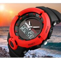 Quality 2017 New Skmei Solar Power Dual Time Men 50m Waterproof Multifunction Chrono for sale