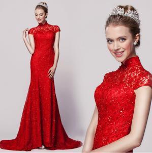 China Embroidery Qipao Wedding Dress wholesale