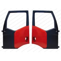 China Iron Replacement Truck Body Parts Steel Truck Door Set For FAW Jiefang J6 wholesale