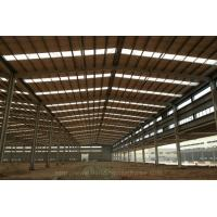 China Hot-dip Galvanized Prefabricated Warehouse Steel Structure Building wholesale