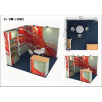 China Aluminum Frameless Custom Exhibit Booths, EZY Set Exhibition Display Stands wholesale
