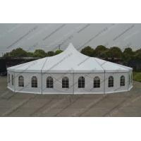 China Customized Mixed High Peak Multi-side Tent For Wedding Party wholesale