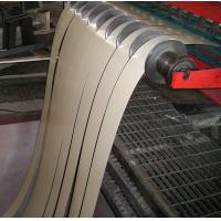 China Simple Steel Slitting Machines For Slitting 0.2-1.8x1300 Coil Into 10 Strips wholesale