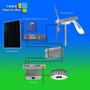 China 0.3kw Wind Power Generators on sale