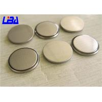 China Green Power Lithium 3v Battery , High Capacity 3v Coin Battery Cr2025 wholesale