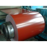 China EN-10147 Colored galvanized steel 0.35-0.8 mm according to Ral color card for construction wholesale