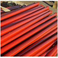Wholesale 3m 4.5mm HD End Concrete Pump Pipeline 5mm Thickness , High Wear - Resistant from china suppliers
