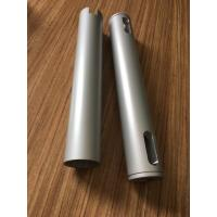 Quality 6061T5 Aluminum Alloy PVDF Coating CNC Machining Parts for Airport Fence for sale