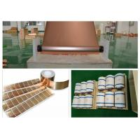 China Eco Friendly Lithium Ion Battery Copper Foil / Large Copper Sheet Roll wholesale
