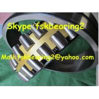 China Brass Cage Spherical Roller Bearing 22230CA / W33 For Machinery wholesale