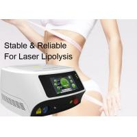 China Non Invasive Lipo Laser Fat Reduction Machine Needle Free No Side Effects wholesale
