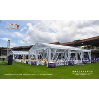 China Clear Roof Top Aluminum and PVC Transparent Tent for Outdoor Wedding Party and Events wholesale
