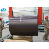 China Anti Corrosion MINTO Color Coated Aluminum Coil For Agricultural Warehouse wholesale