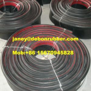 China Good wear resistant polyurethane urethane rubber conveyor skirting wholesale