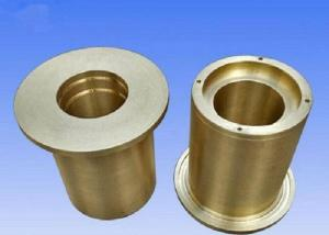 China Centrifugal Casting Bronze Sleeve Bearings on sale