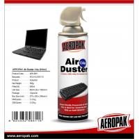 China Eco-friendly R134a Air Duster compressed spray dusters off for Electronic wholesale
